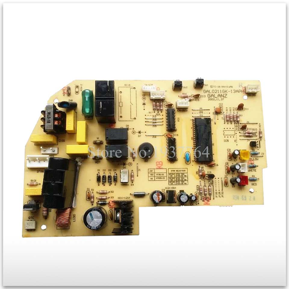 Air Conditioning Computer Board Circuit 2p131149 1 Cdxs50ev2c Electric Original For Control Gal0211gk 13aph 13aph1 Used