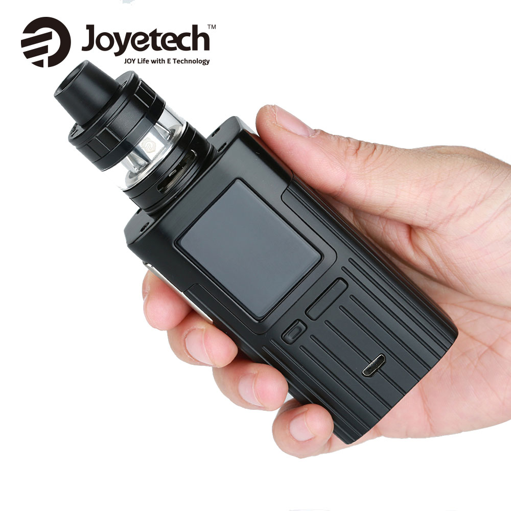 Original Joyetech ESPION 200W TC Kit with ESPION Box MOD & ProCore X Tank Atomizer 2ml/4.5ml Capacity No 18650 Battery Vape Kit