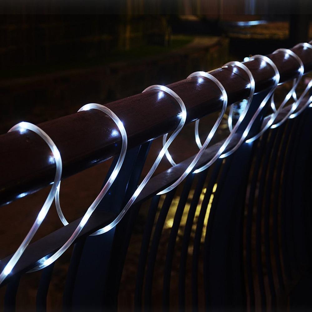 Außenbeleuchtung Solarlampen Aus Dem Ausland Importiert Led Outdoor Solar Lampe Usb Led Lichterketten Fee Urlaub Weihnachten Solar Party Girlande Solar Garten Wasserdicht Lichter