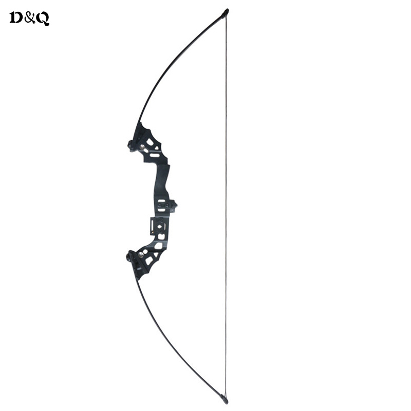 Archery Straight Long Bow 40lbs for Right Hand Hunter Archer Hunting Shooting Fishing Target Practice Sport Games Take Down Bow 50lbs archery compound bow left right handed for hunting target shooting competition sport slingshot bow camouflage black color