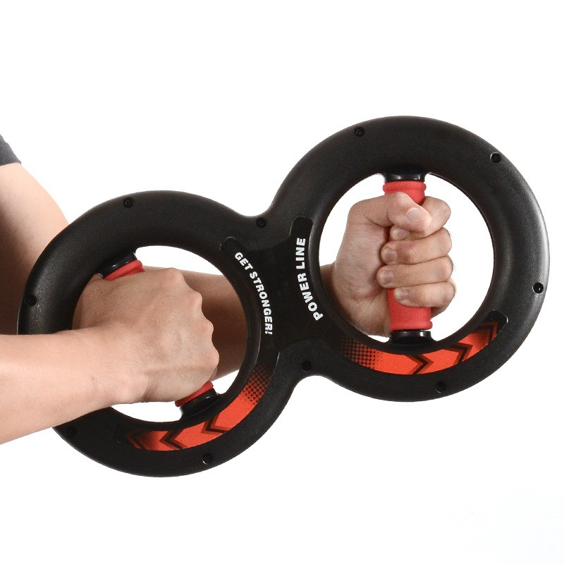 Multi functional Hand & Forearm Grip Exerciser Gripper Wrist Trainer Strengtheners Fitness Gym Body Building Equipment Non slip