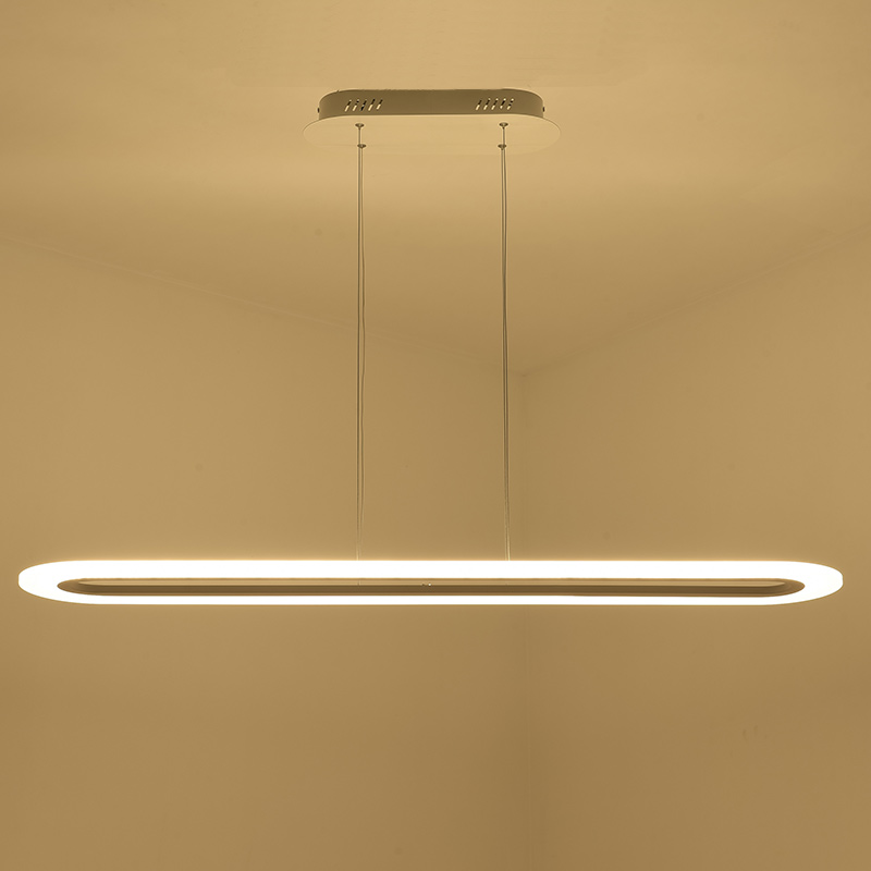 Black/White Minimalism Modern Led pendant lights dining room hanglamp office hanging lights nordic pendant lamp light fixtures|Pendant Lights| |  - title=