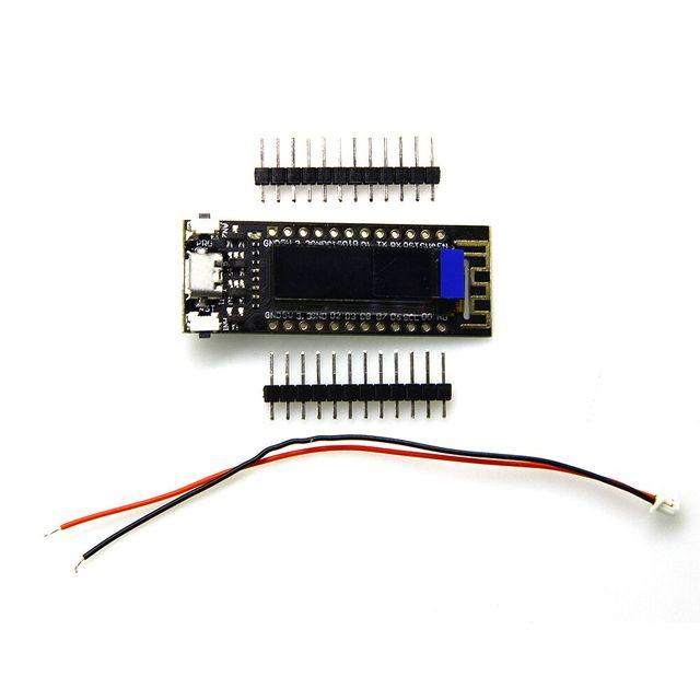 TTGO ESP8266 0,91 zoll OLED für arduino Für nodemcu