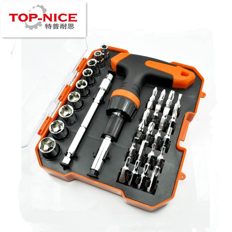 32 In 1 Precision Screwdriver Set Multi-function Phillips and Torx Screwdrivers Hand Tool Set for Laptop Computer Repair Tools 8in1 repair opening screwdriver tools set for mobile phone