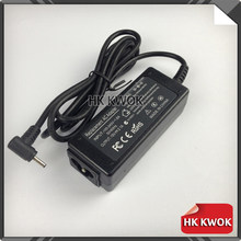 50 Pcs DHL atau Ems 19 V 2.1A AC Adapter Charger Supply untuk Asus Eee PC 1001HA/P /PX 1005 1008 1201N 1201HA N455 R025C Kapal Gratis(China)