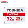 Toshiba Карты Памяти Карта Micro Sd 32 ГБ UHS-1 Class10 SDHC Флэш-карты Памяти Microsd для Смартфонов/Таблица 90 М/с