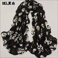 Нет Minimun заказ новый 2014 новый летний длинный шелковый шарф мода женщины платок плед шарф 155 * 50 см горячая распродажа