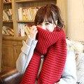 Moda cachecol mulheres cachecol de inverno 2016 De india LIC foulard desigual espanha Mulheres Malha Espessura Cashmere envoltório Macio