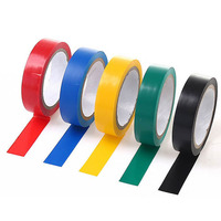 6 Pcs 11 Meters Pcs PVC Electrical Tape Electric Working Supplies Insulation Adhesive 6 Colors High