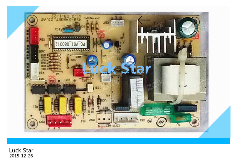 95% new for refrigerator pc board motherboard for Midea bcd-248gem on sale95% new for refrigerator pc board motherboard for Midea bcd-248gem on sale