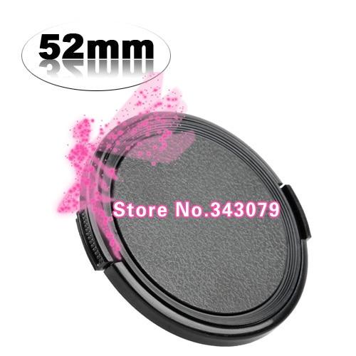 Snap-передняя кепка для всех 52 мм канона Nikon Pentax Olympus фудзи-xerox линзы