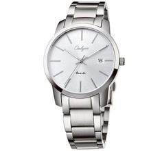 Onlyou Luxury Brand Fashion Watch Women Men Business Quartz Watch Stainless Steel Lovers Wristwatches Ladies Dress Watch 6903