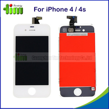 50pcs AAA+ Replacement Part for Apple iPhone 4 4S LCD Screen and Digitizer Assembly for iphone 4/4s free DHL