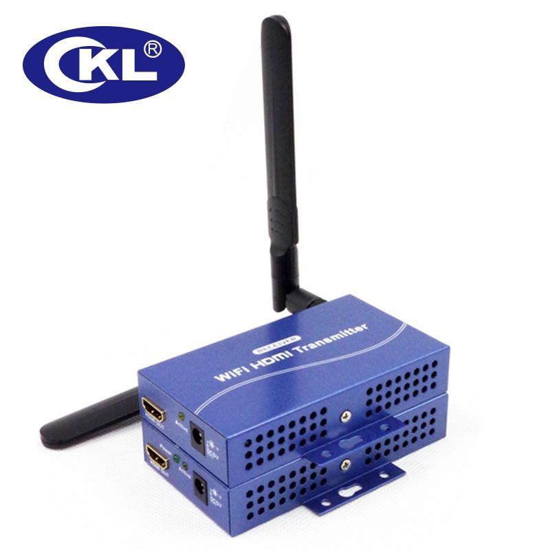 wireless wifi hdmi audio video transmitter extender 1 3v. Black Bedroom Furniture Sets. Home Design Ideas