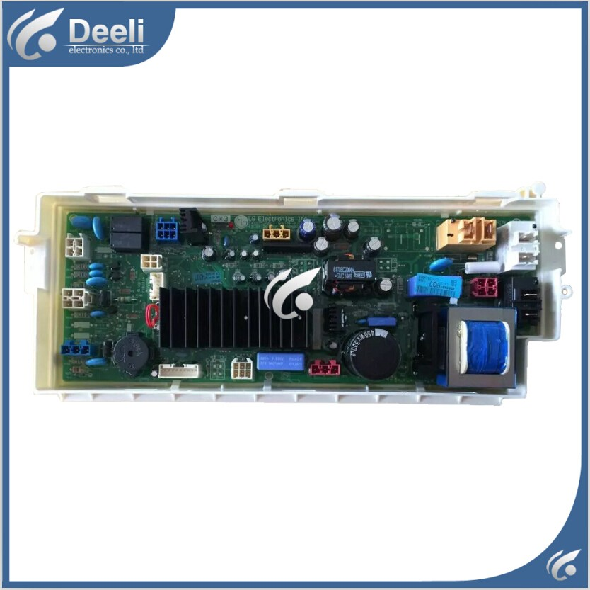 Sending to China 100 NEW for washing machine board control board EBR64974307 EAX61526807 Computer board Only