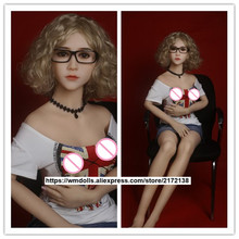 TPE Silicone Sexy Adult Doll Toy life size silicone sex doll skeleton japanese love doll free