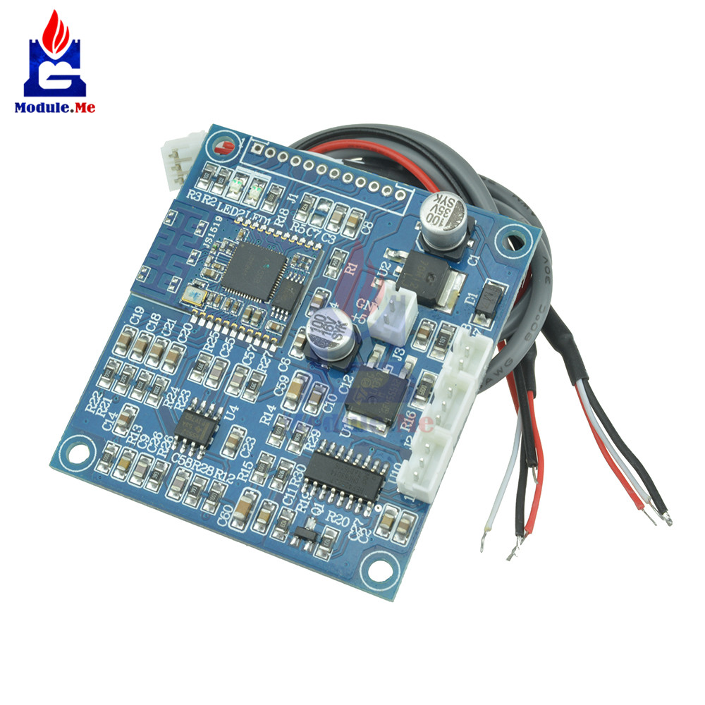 Bluetooth 40 Audio Receiver Board Wireless Stereo Sound Module For Mouse Circuit 040095 1 2