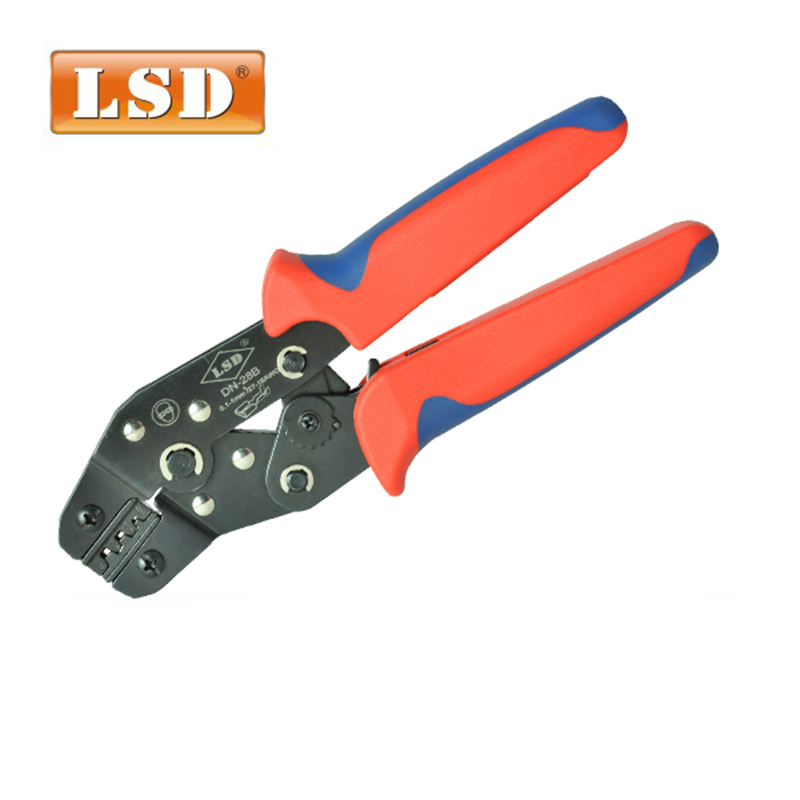 kf2510 crimper - 0.1-1mm2 pin terminal crimper crimping tool dupont KF-2510 connector crimping plier DN-28B(SN-28B)