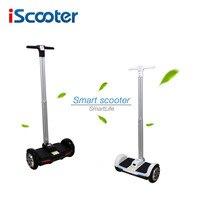 Iscooter hoverboard electric skateboard 10 inch bánh tự cân bằng xe 2 thông minh bánh xe với samsung pin 36 v 500 wát động cơ