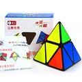 Shengshou 2x2x2 Pirámide Del Triángulo Pyraminx Cubo Mágico Toque de Puzzle Velocidad Cubos cubo de rubick Cubiks Juguetes educativo.