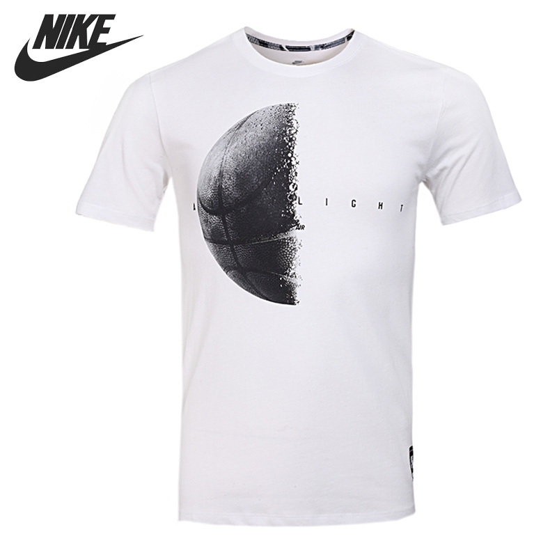Original New Arrival NIKE AS M NK AIR TEE 2 Men's T-shirts short sleeve Sportswear original new arrival 2017 nike as m nk brthe top ss tlwind cl men s t shirts short sleeve sportswear