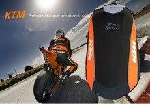 2016 KTM 3 NO DRAG BAG Ogio Backpack Motorcycle Motorcross Racing Riding Bags Hard Shell Backbag For SUZUKI Kawasaki Mach5 1.3kg
