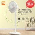 Оригинальный Xiaomi Mijia 1X DC вентилятор преобразования частоты приложение управления для домашнего кулера напольный вентилятор воздушный конд...