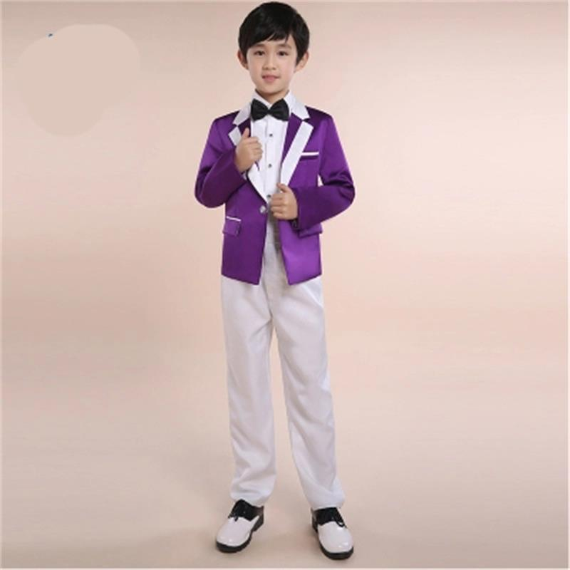 8 colors optional fashion baby boys suit kids blazers boy suit for weddings prom formal spring autumn wedding dress boy suits new boys kids suit blazers fashion boy weddings prom suits wedding dress 4 pcs spring autumn children clothing 2 4 6 8 10 years