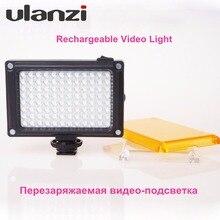 Светодиодная заряжаемая лампа для фото и видео съемки для Камеры Видеокамеры DSLR на Свадьбе