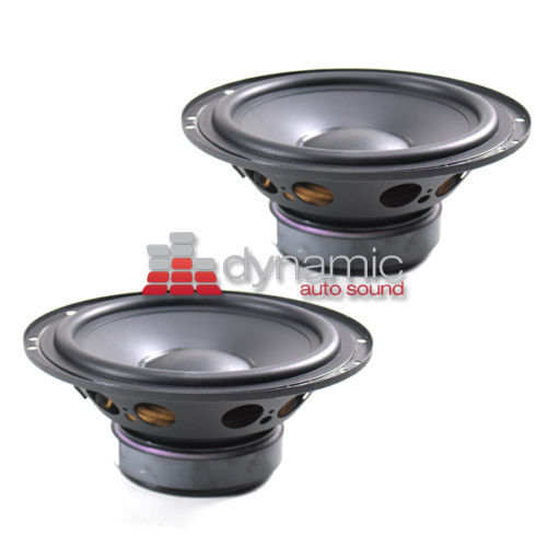 free shipping DHL MOREL TEMPO 6 Car Audio 6 5 Component Speakers 2