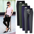 M-6XL 4 Colors Harem Pants Women Plus Size Pant Fashion Slim Pants Women Casual  Elastic Pantalon Femme Trousers for Women