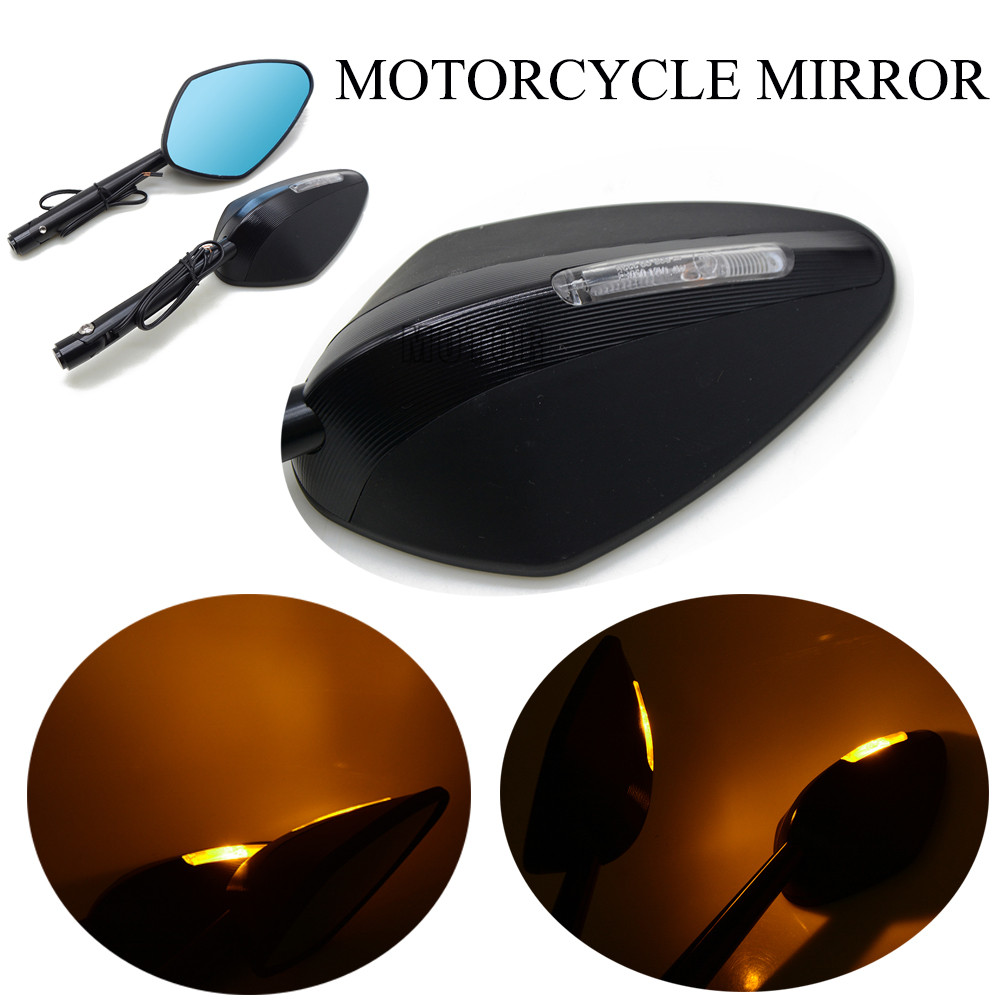 Motorcycle Rearview Side Mirror Universal Motor Mirrors Motorbike Rear View Mirror Accessories Parts For Yamaha Honda Kawasaki