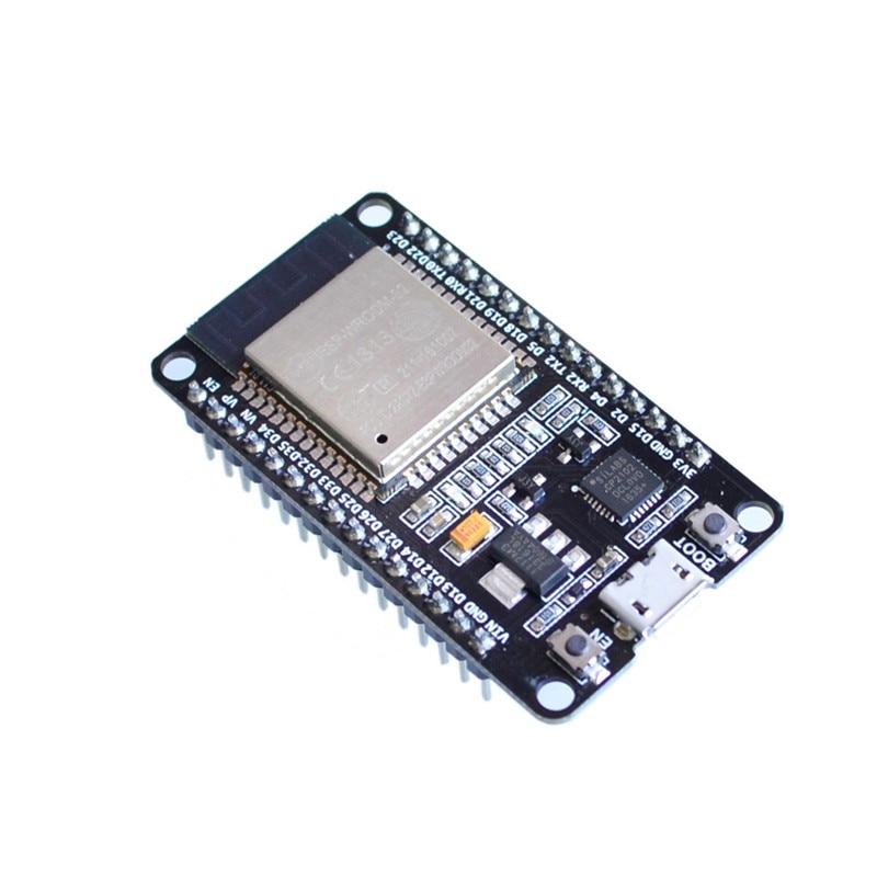 ESP-32 ESP-32S Development Board WiFi Bluetooth Ultra-Low Power Consumption Dual Cores ESP32 Board esp 07 esp8266 uart serial to wifi wireless module