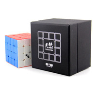 Professional Neo Cube 4x4x4 6.0M Speed For Magico Cubes Antistress Puzzle Cubo Magico Sticker For Children Adult Education Toys