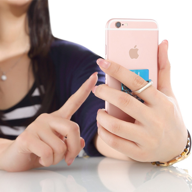 <font><b>Blu</b></font> <font><b>Ray</b></font> <font><b>Proof</b></font> Finger Ring Case Mobile Phone Smartphone Stand Holder For iPhone For Samsung For HTC For LG Smart Phone GPS MP3