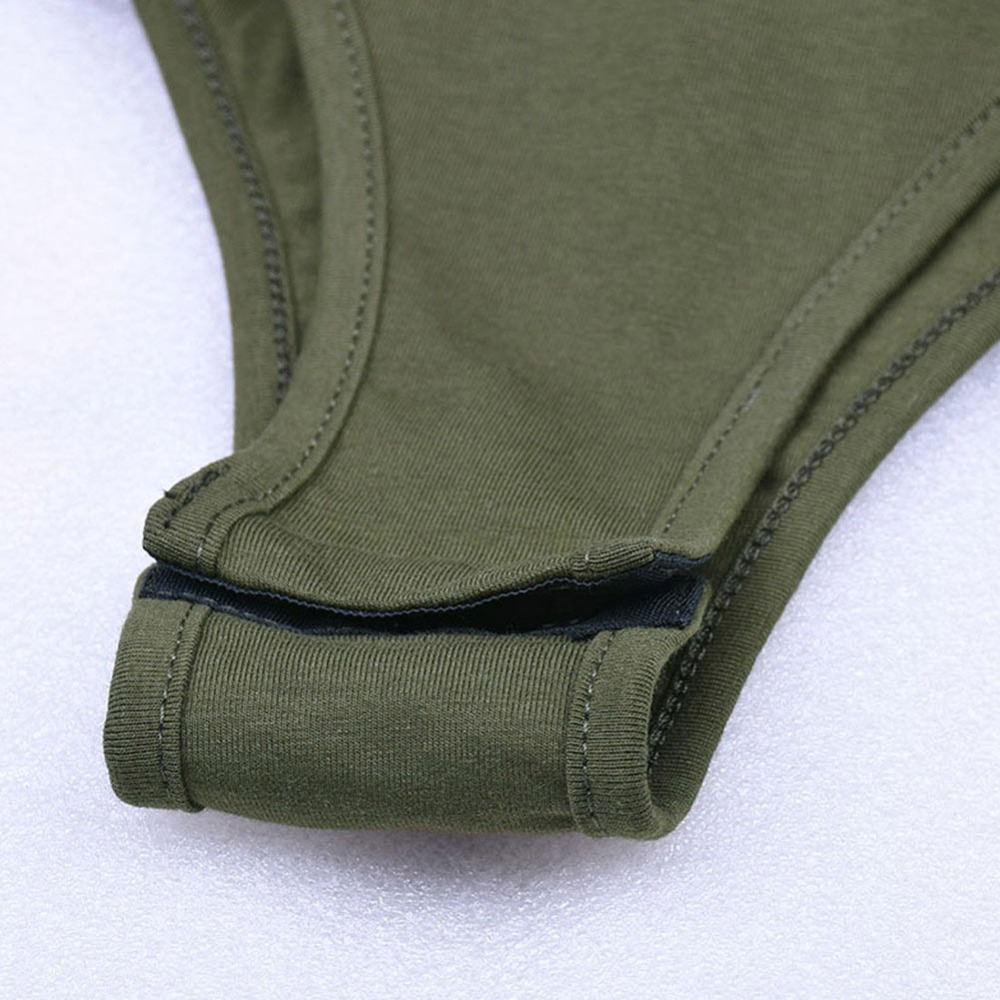 YJSFG HOUSE Fashion Women Bodysuit Vintage Hollow Playsuit Bodycon Party Jumpsuit Trousers Shorts Hood Army Green Hole Zipper in Bodysuits from Women 39 s Clothing