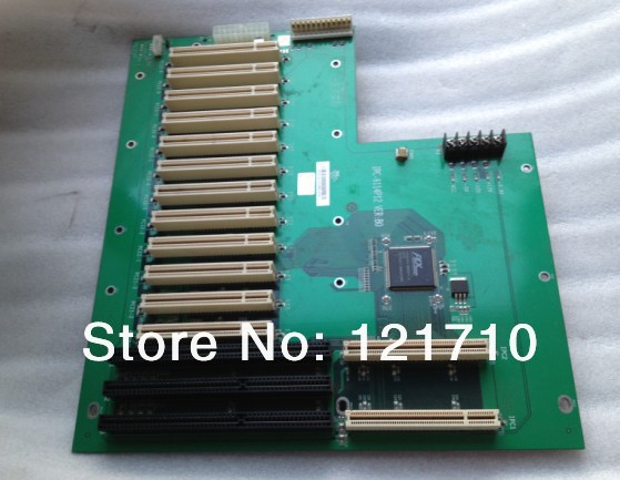 Industrial equipments board IPC-6114P12 VER B0 PCI*12 ISA*3 industrial equipments board moxa pci serial cards rs232 c104h pci