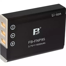 NP-95 NP 95 lithium batteries pack NP95 Digital Camera Battery FNP95 For Fujifilm X30 X100 X100S X100T XS1 Fujifilm FinePix F30