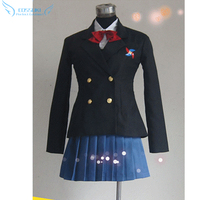 Another Misaki Mei Skirt School Uniform Cosplay Costume , Perfect Custom For You !