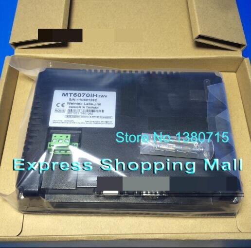 все цены на MT6070iH2WV New original warranty for 18 months MT6070iH 2WV онлайн