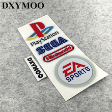 Motorcycle Helmet Motorcycle Bike Car Sticker Decals Bumper for Game Playstation Sega Ea Sports Nintendo(China)