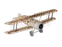 Sopwith Camel 1520mm Laser Cut Balsa Kit For Gas Power And Electric Power