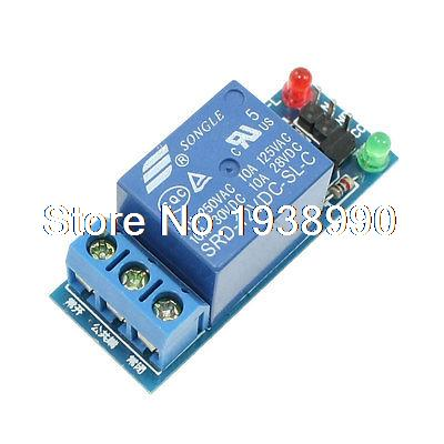 цена на DC 5V Single Channel NO NC Output Low Level Trigger Relay Module PLC for Arduino