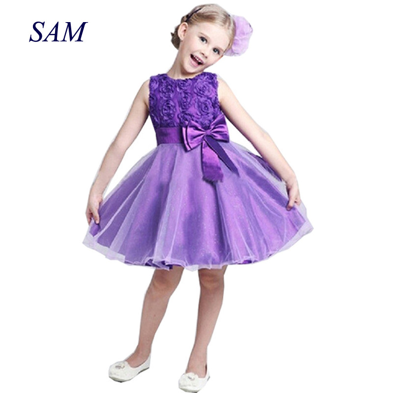 3-11yrs teenagers Girls Dress Wedding Party Princess Christmas Dresse for girl Party Costume Kids Cotton Party girls Clothing dress coat traditional chinese style qipao full sleeve cheongsam costume party dress quilted princess dress cotton kids clothing