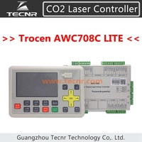 Double Heads CO2 Laser Controller AWC708C LITE For Laser Cutting Machine