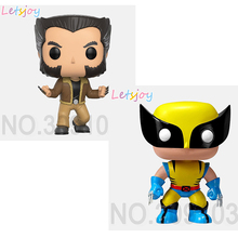 letsjoy pop horse lovely Wolverine Logan cute Avenger Justice league THE galaxy guardians 2 collection X-men X men kids gifts