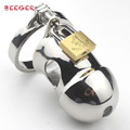 2016 New small male chastity cage metal Cock Ring , Cockring, Sex Toys, Sex Products, Adult Toy free shipping