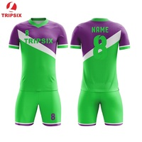 Custom Soccer Jersey Full Sublimation Personalize New Design Football Training Jersey
