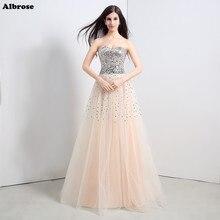 Dress Party Gown Chic vestido de festa
