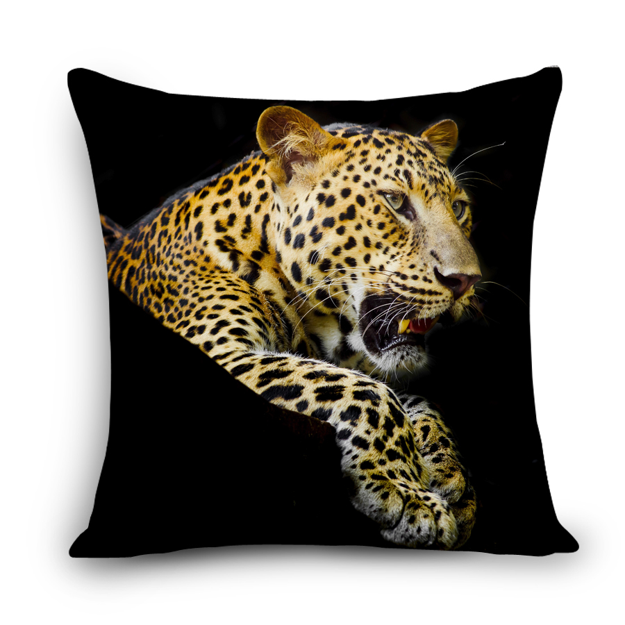 velvet pillows pillow img leopard product